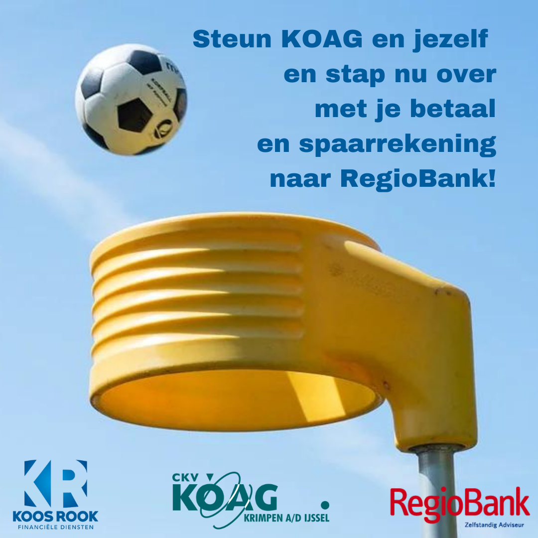 Actie RegioBank